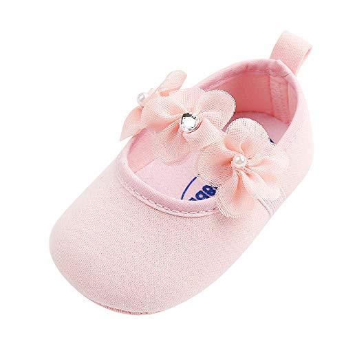 Ginli scarpe bambino,Scarpe Primi Passi Scarpine Neonato Scarpe Bambino Fila Scarpe da Bambino per Bambina Scarpe Bambino Bambino Perla