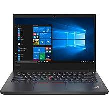 Lenovo ThinkPad E14 Intel Core i5 10th Gen 14-inch Full HD Thin and Light Laptop (8GB RAM/ 1TB HDD + 128GB SSD/ Windows 10 Home/ Microsoft Office Home & Student 2019/ Black/ 1.77 kg), 20RAS0KY00