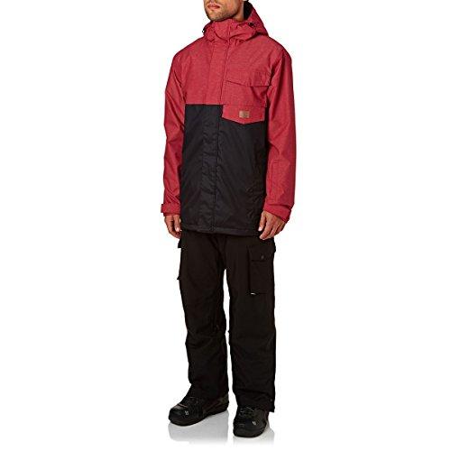 DC Shoes Merchant JKT Jacke Schneehose Multicolour