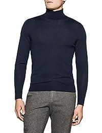 Calvin Klein Sasko Superior Wool, Sweat-Shirt à Capuche Sport Homme