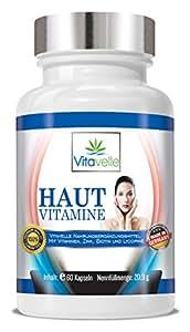 haut vitamine 60 cellulose kapseln f r eine sch ne und. Black Bedroom Furniture Sets. Home Design Ideas