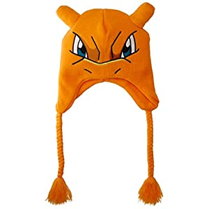 Pokémon – Glurak Mütze
