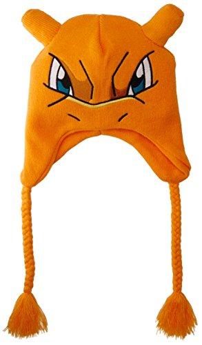 Bonnet 'Pokémon' : Laplander Dracofeu [Importación Francesa]