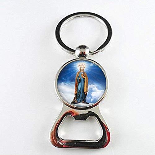 öffner, christlicher Schmuck, spirituelles Geschenk, Heilungs-Charm, Gebetsgeschenk, katholischer Schmuck, inspirierendes Geschenk ()