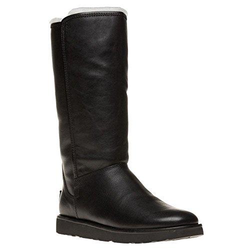 Ugg® Australia Abree Ii Leather Femme Boots Noir