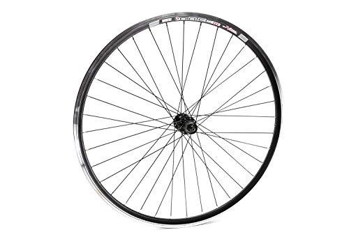 """Shimano 28\"""" Zoll Fahrrad Hinterrad Nabe 7fach Kassette Alu Felge Laufrad geöst"""