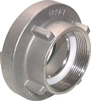 """Storz-Kupplung G 1 1/2\""""(IG), 52-C, Aluminium (geschmiedet) Werkstoff:Aluminium (geschmiedet)"""