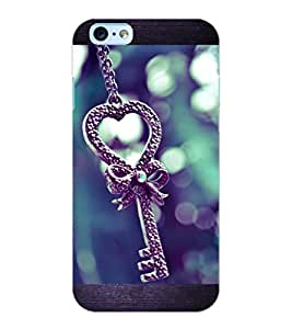 ColourCraft Love Key Design Back Case Cover for APPLE IPHONE 6S