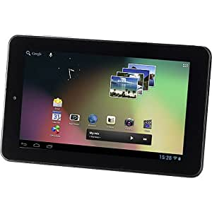Intenso Tab 724 17,8 cm (7 Zoll) Tablet-PC (ARM Cortex A9, Dual-Core, 1,6GHz, 1GB RAM, 4GB HDD, HDMI, micro-USB, Android 4.1) schwarz