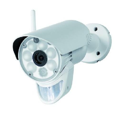 INDEXA Zusatz-Überwachungskamera Funk DW600K