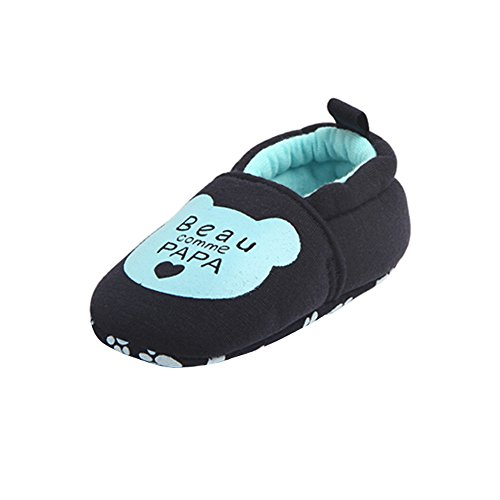 7f7b79f1b9a1c Yahoo Zapatos para niños Zapatos para niños pequeños Zapatos para bebés  encantadores para niños Que Caminan por Primera Vez Pisos de Punta Redonda  ...