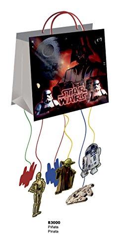 piñata Vader; Disney star wars Pinata. (Star Pinata Wars)