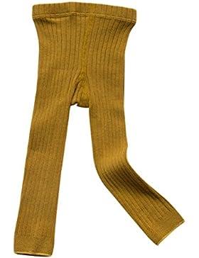 Huhu833 Strumpfhosen Strümpfe Warm Cotton Solide Socken für Babys Kleinkind Kinder