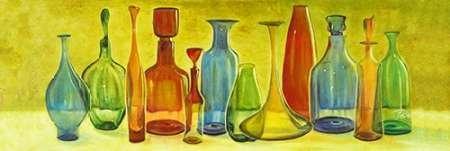 Fine Art Print–Murano Glas I von Sundance Graphics, 57 x 19