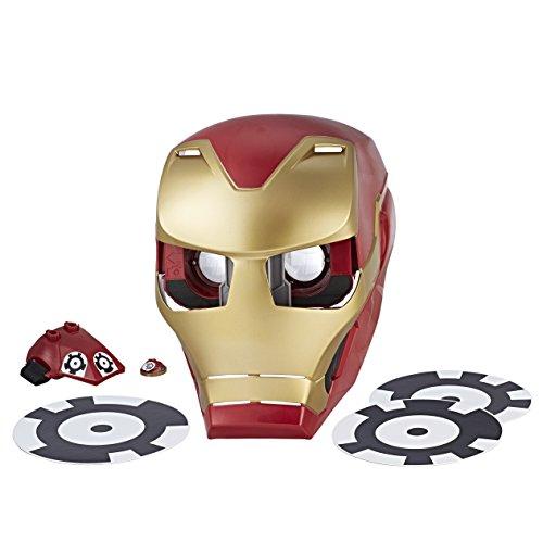 Hasbro Avengers e0849100Avengers Marvel herovi Sion Iron Man Casco, revestimiento, Boys