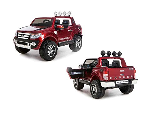 Racing Car Pick Up Rojo