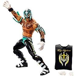 WWE Rey Mysterio Elite 72 Action Figure Mattel Wrestling 17cm