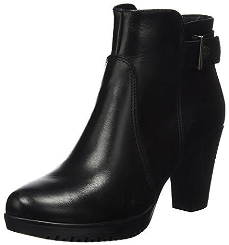 Tamaris Damen 25051 Stiefel, Schwarz (Black), 38 EU