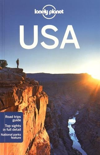 Lonely Planet USA (Travel Guide) by Lonely Planet (2016-03-15)