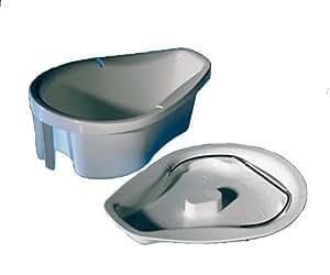 Nachttopf mit deckel zubeh r f r kippbaren dusch for Nachttopf mit deckel