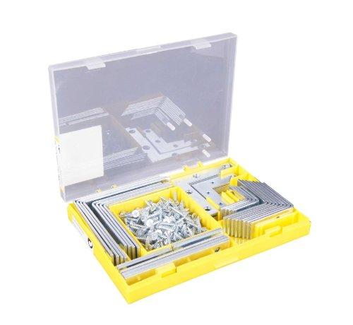 Connex intervallet boxförbindare sortiment 180 bitar, HV4560