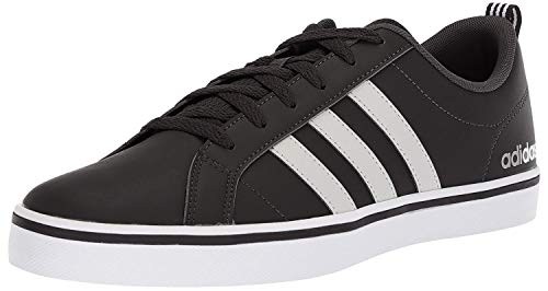 adidas Herren VS Pace Fitnessschuhe, Schwarz (Negbas/Ftwbla/Escarl 000), 43 1/3 - Adidas Schwarz Schuhe Neo