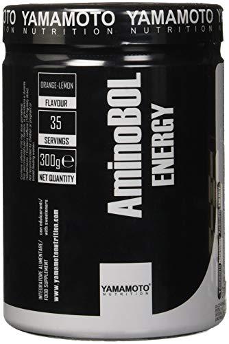 Yamamoto Nutrition Integratore Alimentare Pre-Workout - 300 g