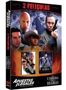 Preisvergleich Produktbild Dpm: Apuestas Illegales / La Carerra Del Diablo [DVD] [Region 1] [NTSC] [US Import]