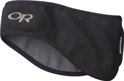 Outdoor Research Windstopper Fleece (Outdoor Research Ohr Band L schwarz)