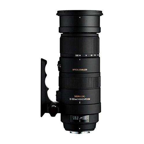 Sigma Objectif 50-500 mm F4-6,3 DG APO OS HSM - Monture Sigma