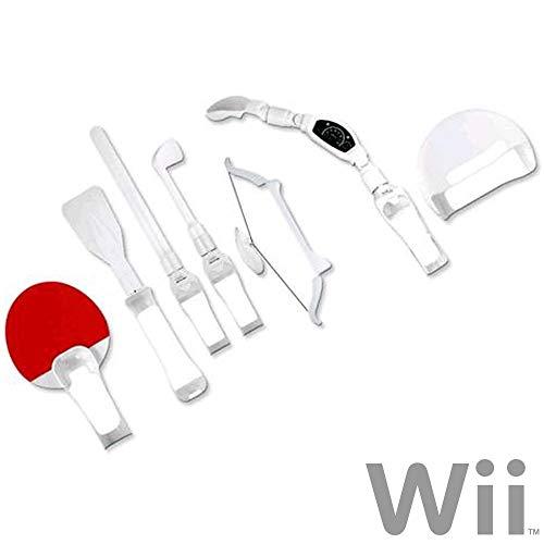 Traesio Keyteck Sport Kit Plus Zubehör für Nintendo Wii Wii-104