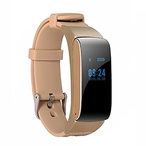 OOLIFENG Smart Bracelet Bluetooth 3.0 Sleep Monitor, Walk Counter, for