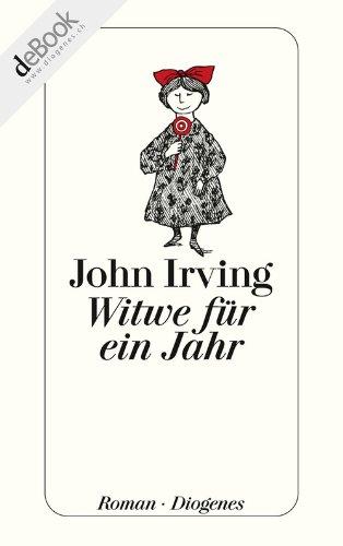 Buchseite und Rezensionen zu 'Witwe für ein Jahr' von John Irving