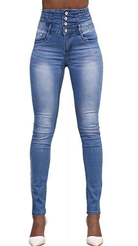 Alisa.Sonya - Jeans spécial grossesse - Femme bleu bleu Bleu