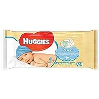 HUGGIES Pure 56 – Toallitas STK