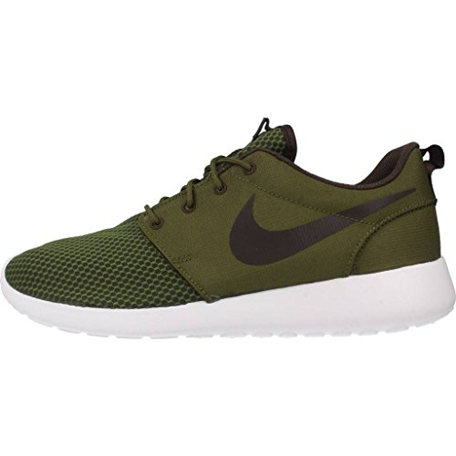 Nike Mens Roshe One SE Mesh Trainers Multicolore - bigarré