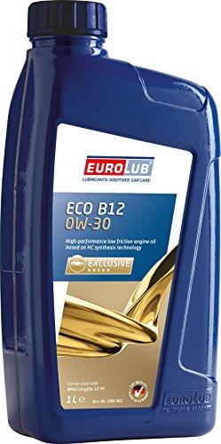 Eurolub ECO B12 SAE 0W-30 Motoröl, 1 Liter