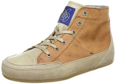 Marc O'Polo Casual Shoe Mid 10763503125, Damen Sneaker, Braun (cognac 720), EU 38 (UK 5)