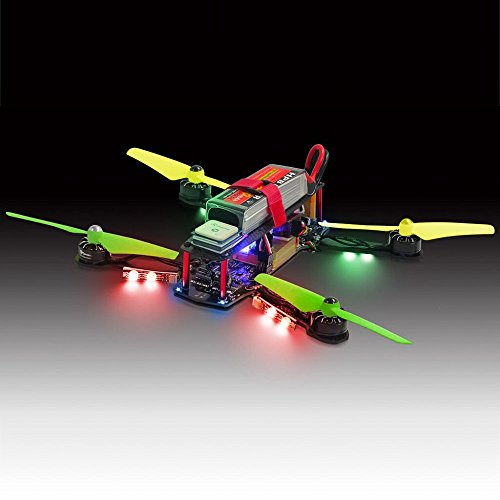 iMaxRC Chaser Runner 250 GPS Racing Quadrocopter Carbon LED Beleuchtung - 6