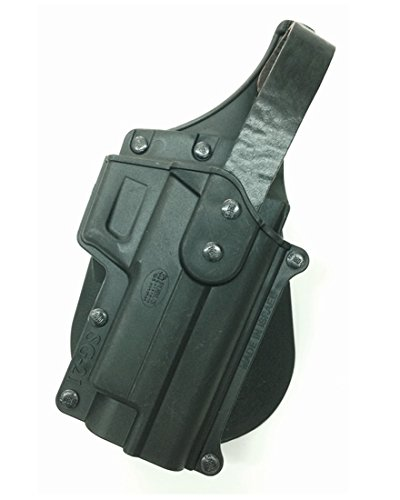 Fobus Concealed Carry Thumb Break Paddle Holster for Sig Sauer 226 & 228 with Rails 245, 225 / Norinco NC226 / Smith&Wesson 3913, 4013, 5904, 6906, 5946, 3919, CS9. Not for T / S&W 6906, 4566, 4003 / SAR Arms B6 / Tristar -