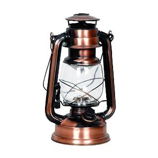 Eaxus 15 LED Laterne Im Vintage/Retro Öllampen Design. Schöne Deko /Dekoration