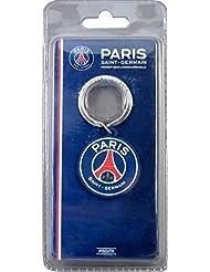 Porte-clefs logo PSG - Collection officielle Paris Saint Germain