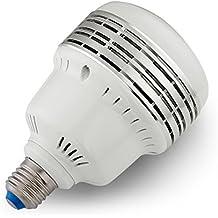 Neewer® 45W 5500K Bombilla Reemplazo de Lámpara de Luz de Día en Enchufe E27 para Iluminación de Fotografía y Video (45W 220V)