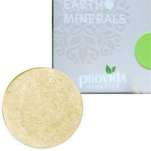 Provida Earth Minerals Satin Matte Foundation Golden 1, Inhalt 6 g