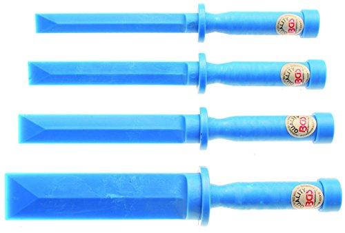 Schaber-Kratzpfosten für empfindliche Oberflächen: 19-22-25-38mm