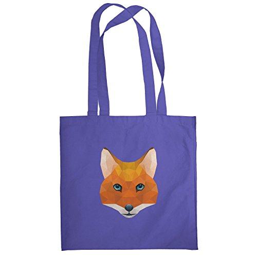 Texlab–Poly Mr. Fox–sacchetto di stoffa Marine