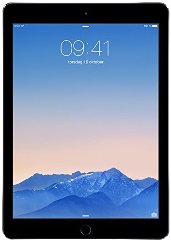 Apple iPad Air 2 MH312LL/A Tablet (128GB, 9.7 Inches, WI-FI) Space Grey, 2GB RAM Price in India