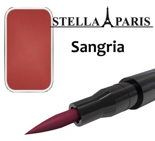 Stella Paris Permanent Lipliner No. 20 Sangria