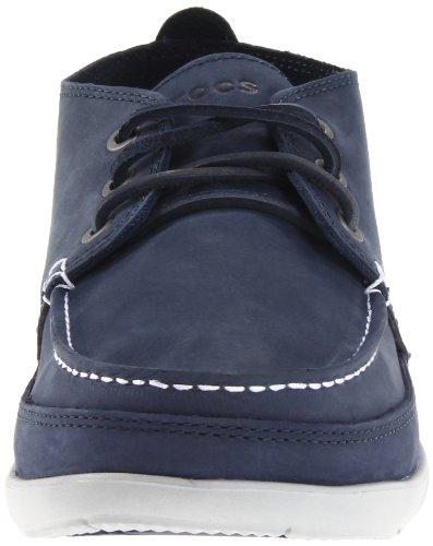 Crocs Walu Chukka Boot M, Boots für Herren Navy/Light Grey