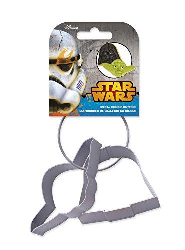 Boyz Toys Cortador de galletas (2 unidades) – Star Wars